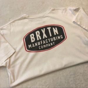 [Brixton] BRXTN Manufacturing Company Crewneck